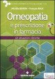 Omeopatia e Prescrizione in Farmacia + CD — Libro