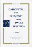 Omeopatia e gli Elementi della Tavola Periodica