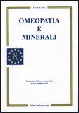 Omeopatia e Minerali — Libro