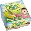 Omogeneizzato alla Pera e Banana - 200 g