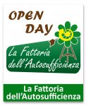 OPEN DAY LA FATTORIA DELL'AUTOSUFFICIENZA 2017