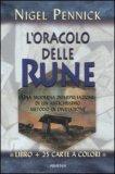 L'Oracolo delle Rune - Libro + Carte