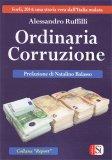 Ordinaria Corruzione - Libro