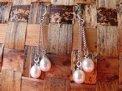 Orecchini pendenti con perline Fresh - Cod 302