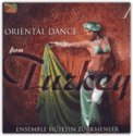 Oriental dance from turkey  - CD