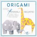 Origami - Animali Selvatici - Libro