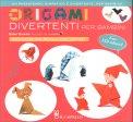 Origami Divertenti per Bambini — Libro