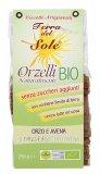 Orzelli Bio - Biscotti con Orzo e Avena