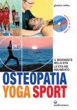 Osteopatia Yoga Sport con CD Audio  — Libro