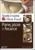 Pane, Pizze e Focacce  - Libro