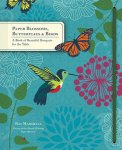 Paper Blossoms, Butterflies & Birds - Libro Pop-up