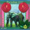 Paradise - Calendario 2017 - Grande