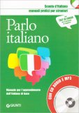 Parlo Italiano - Libro + CD Audio e mp3