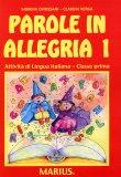 Parole in Allegria 1  - Libro