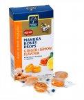 Pasticche con Miele di Manuka MGO 400+ - Zenzero e Limone