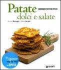Patate Dolci e Salate + DVD — Libro