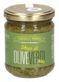 Patè di Olive Verdi Bio