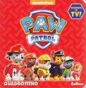 Paw Patrol - Quadrottino - Libro
