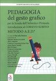 Pedagogia del gesto grafico per la Scuola dell'infanzia e primaria — Libro
