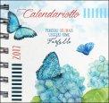 Pensieri Colorati Leggeri come Farfalle - Calendariotto 2017