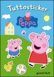 Peppa Tuttosticker  - Libro