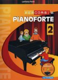 Percorsi di Pianoforte 2 - Libro + CD