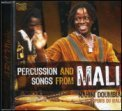 Percussion and Songs from Mali  - CD
