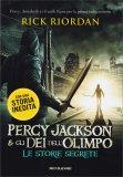 Percy Jackson e gli Dei dell'Olimpo - Le Storie Segrete - Libro