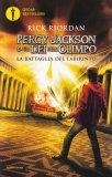 Percy Jackson e gli Dei dell'Olimpo - La Battaglia del Labirinto - Libro
