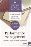 Performance Management — Libro