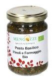 Pesto Basilico Pinoli e Formaggio Bio