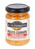 Pesto Canapa e Pomodori Secchi