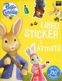 Peter Coniglio - Il Libro Sticker e Attività - Libro