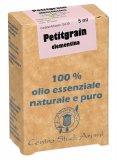 Petitgrain Clementina - Olio Essenziale Bio