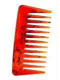 Pettine Takionico in Ambra - Rosso
