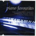 Piano Favourites  - CD