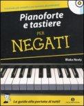 Pianoforte e Tastiere per Negati + CD Audio