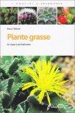 Piante Grasse - In casa e sul Balcone - Libro
