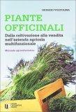 Piante Officinali - Manuale Agroerboristico - Libro