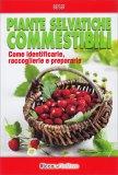 Piante Selvatiche Commestibili - Libro