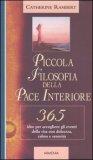 Piccola Filosofia della Pace Interiore — Libro