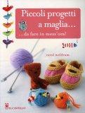 Piccoli Progetti a Maglia...  - Libro