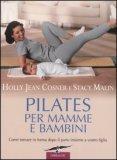 Pilates per Mamme e Bambini — Libro