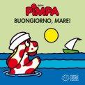 Pimpa - Buongiorno Mare! - Libro