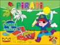 Poster Da Colorare - Pirati Usato