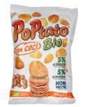 Poptato Bio con Ceci - Snack biologico di Patate e Ceci