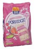 Porridge di Avena con Fichi e Lamponi