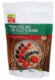 Porridge di Avena e Quinoa Bio con Frutti Rossi