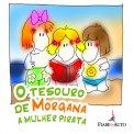 Portuguese Edition - O Tesouro de Morgana, a Mulher Pirata- Download MP3