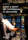 Poteri e doveri del Comandante di aeromobile  - Libro